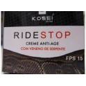 Crema anti-age Ridestop FPS 15  50ml VENENO DE SERPIENTE