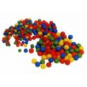 Bolas engarzables 25mm 100uds 94013