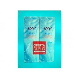 Lubricante KY Jelly oferta duplo 271459