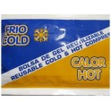 Bolsa gel frio calor  Reutilizable