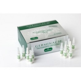 Germinal 3.0 tratamiento antiaging 30unid/60 aplicaciones. 166600