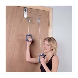 Polea de ejercicios portatil