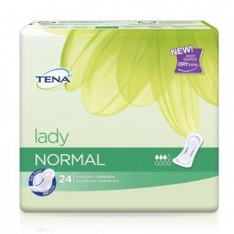 COMPRESAS INCONTINENCIA 24Uds TENA LADY NORMAL