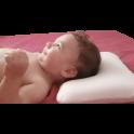 Cojín posicionador plagiocefálea