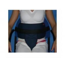 Cinturón sujección perineal silla de ruedas 10116