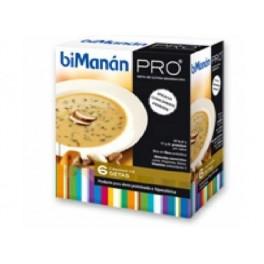 Bimanan pro crema de setas 6uds. 155443
